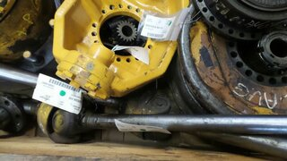 Cardan shaft for LIEBHERR A922