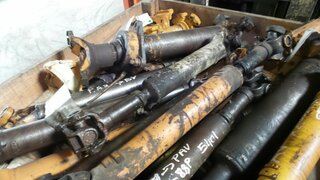 Cardan shaft for CASE 688PB