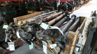 Cardan shaft for LIEBHERR A312