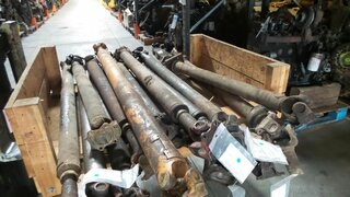 Cardan shaft for POCLAIN 75P