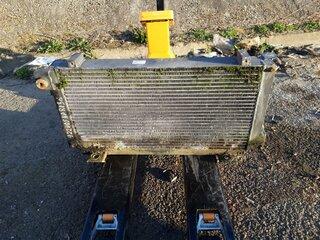 Oil cooler for LIEBHERR R922HDSL
