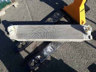 Air cooler for VOLVO L180E