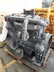 Diesel engine for LIEBHERR A902
