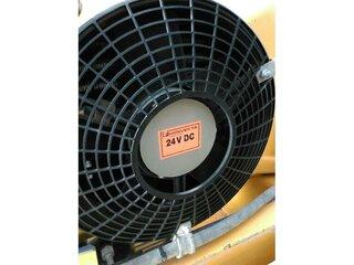 Fan for LIEBHERR R964BHD