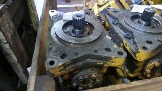 Hydraulic main pump for LIEBHERR R954B