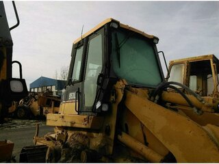 Complete cabin for CATERPILLAR 953C