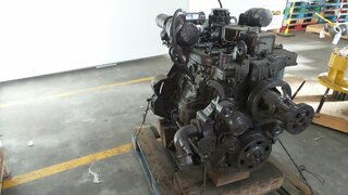 Diesel engine for FIAT KOBELCO E165