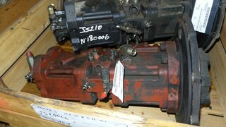 Hydraulic main pump for JCB JS200LC