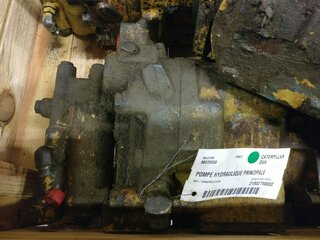 Hydraulic main pump for CATERPILLAR D5H