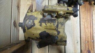 Hydraulic steering pump for CATERPILLAR 924G