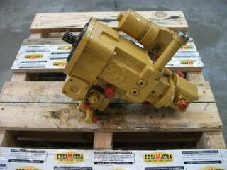 Hydraulic swing pump for LIEBHERR R934