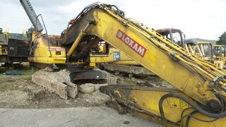 Final drive for KOMATSU PC210-8