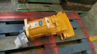 Advancement hydraulic motor for CASE 788P