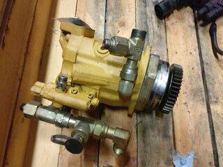 Hydraulic steering pump for CATERPILLAR 972GII