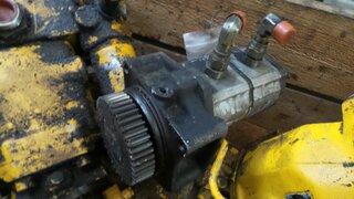 Hydraulic steering pump for MECALAC 714MW