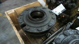 Wheel reducer for FURUKAWA W730LS