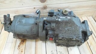 Hydraulic advancement pump for LIEBHERR LR622
