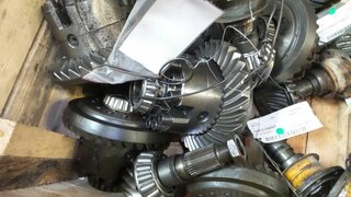 Bevel gear for LIEBHERR A902