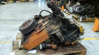 Gearbox for FAUN F105A