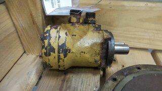 Swing hydraulic motor for OK F105