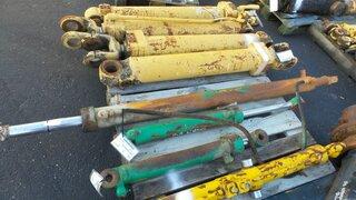 Blade offset cylinder for CATERPILLAR 14G