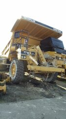 Hydraulic tank for CATERPILLAR 771D