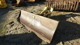 Excavator blade for OK MHPLUS