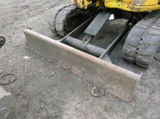 Excavator blade for KOMATSU PC26MR-3