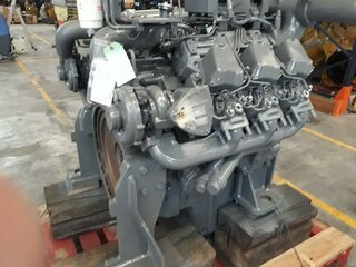 Diesel engine for LIEBHERR R964B