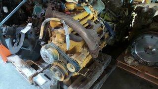 Diesel engine for LIEBHERR LR611
