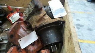Translation hydraulic motor for OK RH20