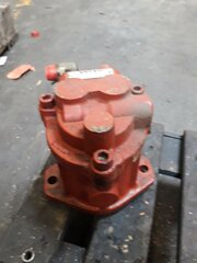Fan motor for VOLVO EC180CL