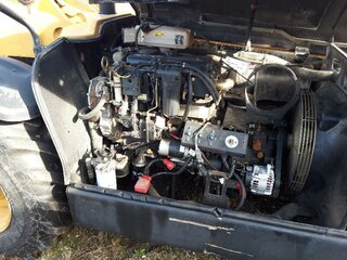 Diesel engine for CATERPILLAR TH220B