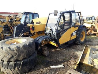 Compensating cylinder for CATERPILLAR TH220B