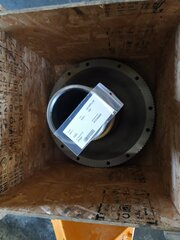 Wheel spindle for CATERPILLAR D8H