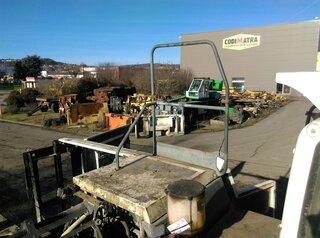 Handrail for LIEBHERR R954CSHD