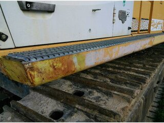 Footstep for LIEBHERR R964BHD