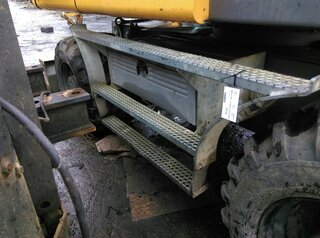 Trunk for LIEBHERR A914