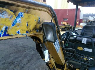 Lighting for KOMATSU PC26MR-3