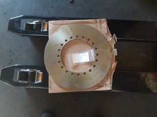 Brake for CATERPILLAR 613