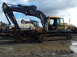 Swivel joint for VOLVO EC180BLC