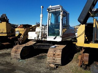 Expansion tank for CATERPILLAR 325LN