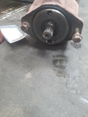 Fan motor for CATERPILLAR 365B