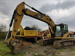 Footstep for CATERPILLAR 320DL
