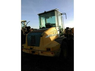Hitch for LIEBHERR L510