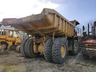 Dump for CATERPILLAR 769C