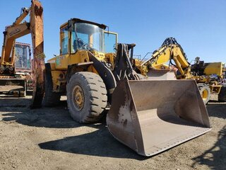 Water cooler for VOLVO L90D