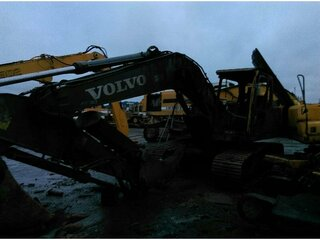 Stick cylinder for VOLVO EC210B