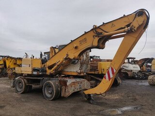 Cabin protection for LIEBHERR A316