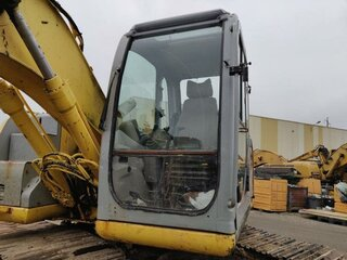 Cabin door for NEW HOLLAND E145